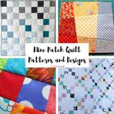 Free Nine Patch Quilt Patterns + Other Nine Patch Designs ... & Nine Patch Quilt Patterns and Designs Adamdwight.com