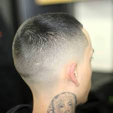 short cut low fade delriothebarber11 short hair men