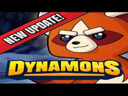Dynamons Walkthrough