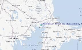 Onset Beach Onset Bay Buzzards Bay Massachusetts Tide