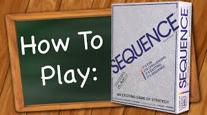 Wooden Sequence Board Game How to Play Sequence YouTube 40