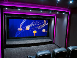 Basement Home Theater Ideas Pictures Options  Expert Tips HGTV - Home theatre interiors