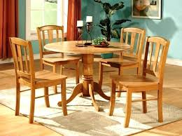 round wooden table and chairs dining tables mesmerizing small round round wooden dining table wood dining
