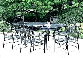 metal patio furniture intended for table refinishing painted chairs outdoor patio metal furniture painting outdoor