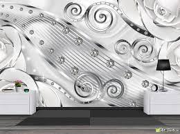 Wall Murals & Digital Wallpaper - White ...