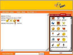 java chat customizable gui codeproject sample image chat jpg