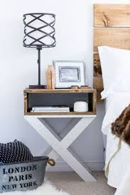 Lattice Bedside Table