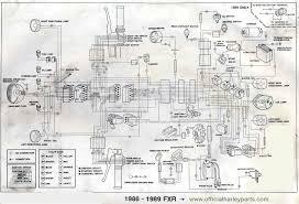 basic harley wiring diagram harley 1974 fxe wiring diagram basic  at Wiring Diagram Likewise Harley Dyna Softail Also Davidson
