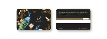 taj launches taj experiences gift card