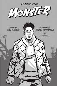 best monster resources images lesson planning   monster a graphic novel written by walter dean myers adapted by guy