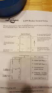 5 prong rocker switch wiring 5 image wiring diagram 5 prong rocker switch wiring nissan titan forum on 5 prong rocker switch wiring