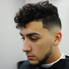 Hairstyle Attractive Short Haircuts Men And Boys Curly Hair