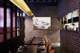 architecture and interior design. Contemporary Interior Lee Ho Fook Duckboard Place  Australian Timber Tables Techne Architecture   Interior Design To And O