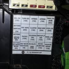 tj l fuse box diagram com here s behind the glovebox