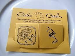 Cootie Catcher Wedding Invitation Luxury Catchers Origami ...