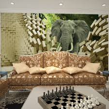 Appealing 3d Wall Murals For Living Room Photo Ideas ...