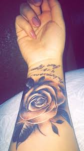 Tattoo That I Got For My Mom I Absolutely Love That The Rose Looks