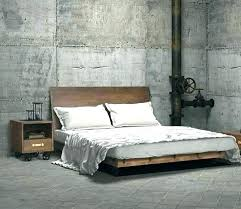 industrial style bedroom furniture. Brilliant Bedroom Industrial Bedroom Set Coaster King W  Dresser Mirror And Intended Industrial Style Bedroom Furniture E