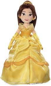 Amazon.com: Disney Belle Plush Doll - Beauty and The Beast - Medium Multi:  Toys & Games