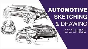 Car Design Classes Automotive Sketching