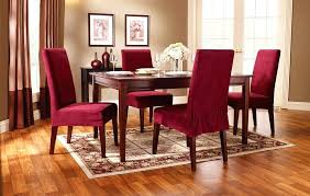 red dining room set red dining room chair covers for your best design red retro dining room set