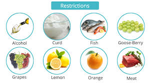 Chart Of Different Food Items Vitiligo Diet Restrictions Chart Of Food Items For