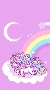 Kawaii Iphone Cute Unicorn Wallpaper ...