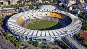 Verstärkung der Balken und Pfeiler - Maracanã Stadion - Rio de Janeiro,  Brazil