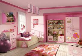 pink modern bedroom designs. Modern Pink Bedroom Polkadots Rug On Wooden Floor Purple Bookcase The Wall Lovely Designs