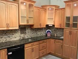Updating Oak Kitchen Cabinets Custom Kitchen Cabinets In Natural Walnut Plain Fancy