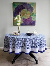 blue tablecloth banquet tablecloth fl tablecloth 70 round tablecloths 90 round tablecloth saffron marigold