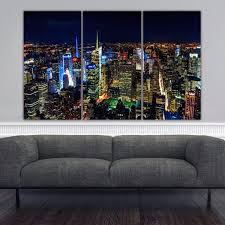 >city wall art tagged new york city holycowcanvas new york city at night canvas art brite lights new york canvas new york