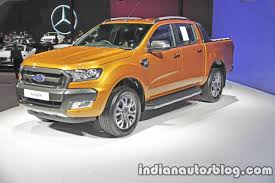 2018 ford wildtrak. plain 2018 ford ranger wildtrak front three quarters left side at 2016 thai motor expo to 2018 ford wildtrak