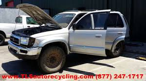 Toyota 4 Runner 1997 Car for Parts - YouTube