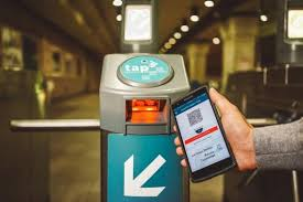 Metrolink Ticket Vending Machine Stunning New Technology Will Allow Metrolink Riders To Use Mobile App To