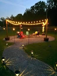 backyard string lighting ideas. Ideas Stunning Backyard String Lights Hanging Lovely Beautiful Best . Lighting