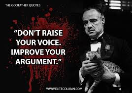 Godfather Quotes Adorable The Godfather Quotes 48 EliteColumn
