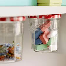 diy office storage ideas. 3 jelly jar storage diy office ideas s