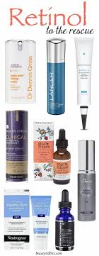 retinol skin products over counter