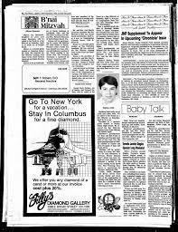 Ohio Jewish Chronicle. (Columbus, Ohio), 1987-04-09, page 14 - Ohio Jewish  Chronicle -