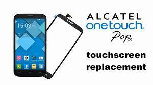 Alcatel POP C9 OT7047 Touchscreen glass ...
