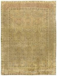 ant248246 persian kerman gold aqua 9 2 x 12 2
