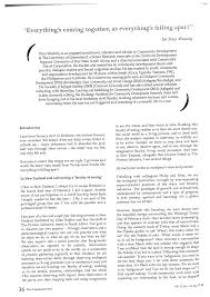 Everything\u0027s coming together, everything\u0027s falling apart (PDF ...