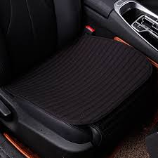 car seat cover flax car chair pad universal front seat cushion covers car interior accessories in automobiles seat covers from automobiles motorcycles on