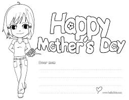 Mom And Baby Elephant Coloring Pages I Love You Page Bestlink