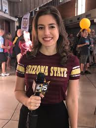 """Jamie Warren on Twitter: """"It's move-in day at #ASU! Feels like yesterday I  was moving into my dorm. Proud to now represent the #SunDevils😈 at  #ABC15.… https://t.co/iRHZM2pUbE"""""""
