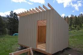 wooden shed kits backyard storage fresh
