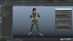 tutorial autodesk maya lt 2018 game engine workflows