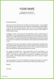Nursing Cover Letter Examples Sample Application Letter For Nurses
