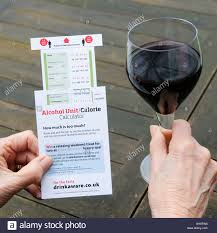 Alcohol Unit And Calorie Calculator Issued By Drinkaware